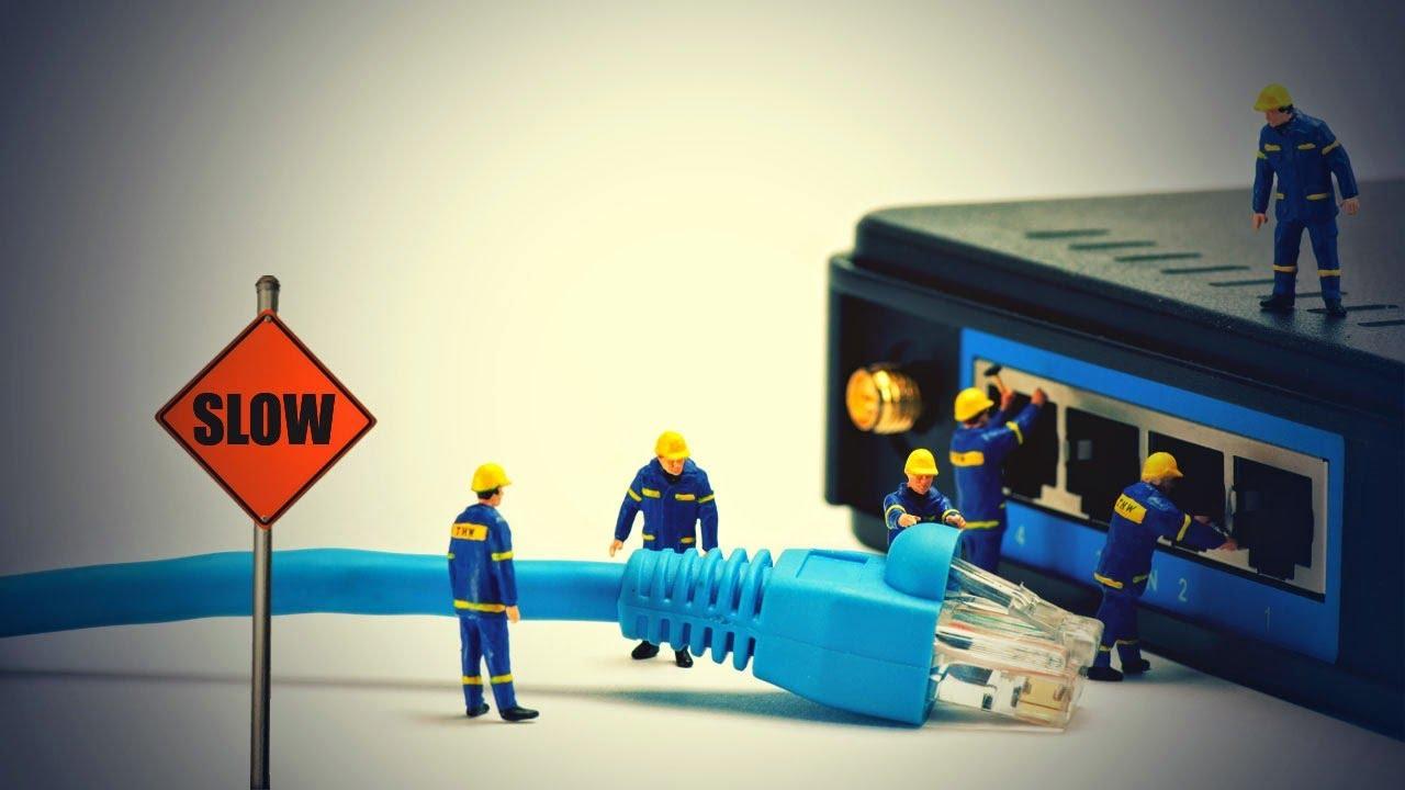 هل تملك إنترنت بطيء؟ إليك 5 حلول