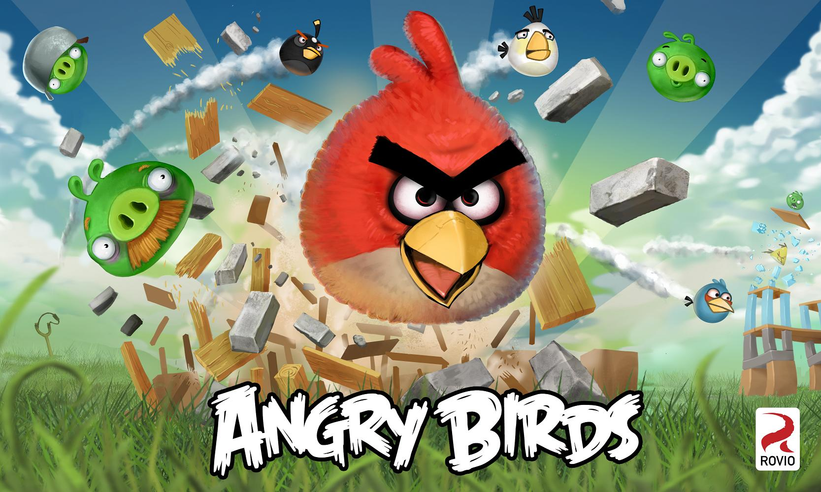 Angry Birds In Game Trailer Youtube