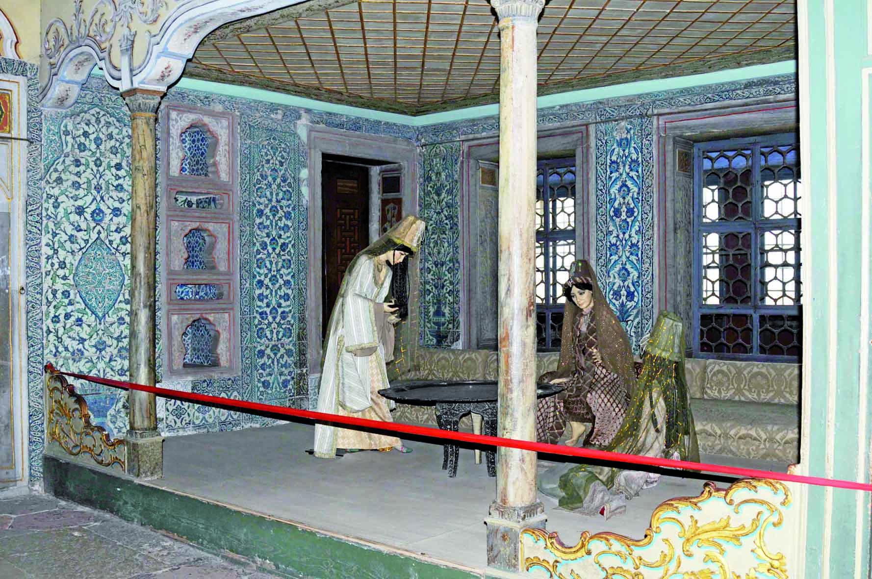 قصر توب كابي في اسطنبول ذكريات السلطنة   مجلة الرجل