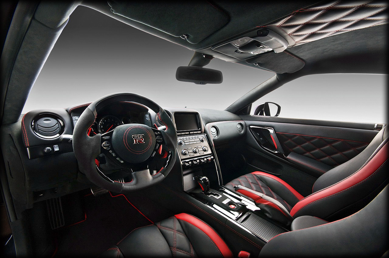 for Top 50 luxury car interior designs
