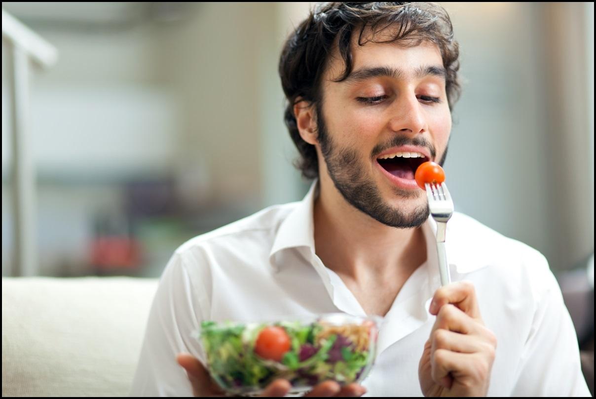 نتيجة بحث الصور عن الأكل ببطء