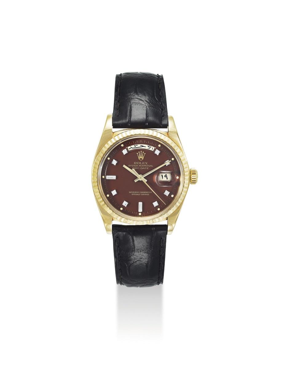 8121a9d7a كريستيز دبي تتصدر سوق مزادات الساعات في الشرق الأوسط | مجلة الرجل
