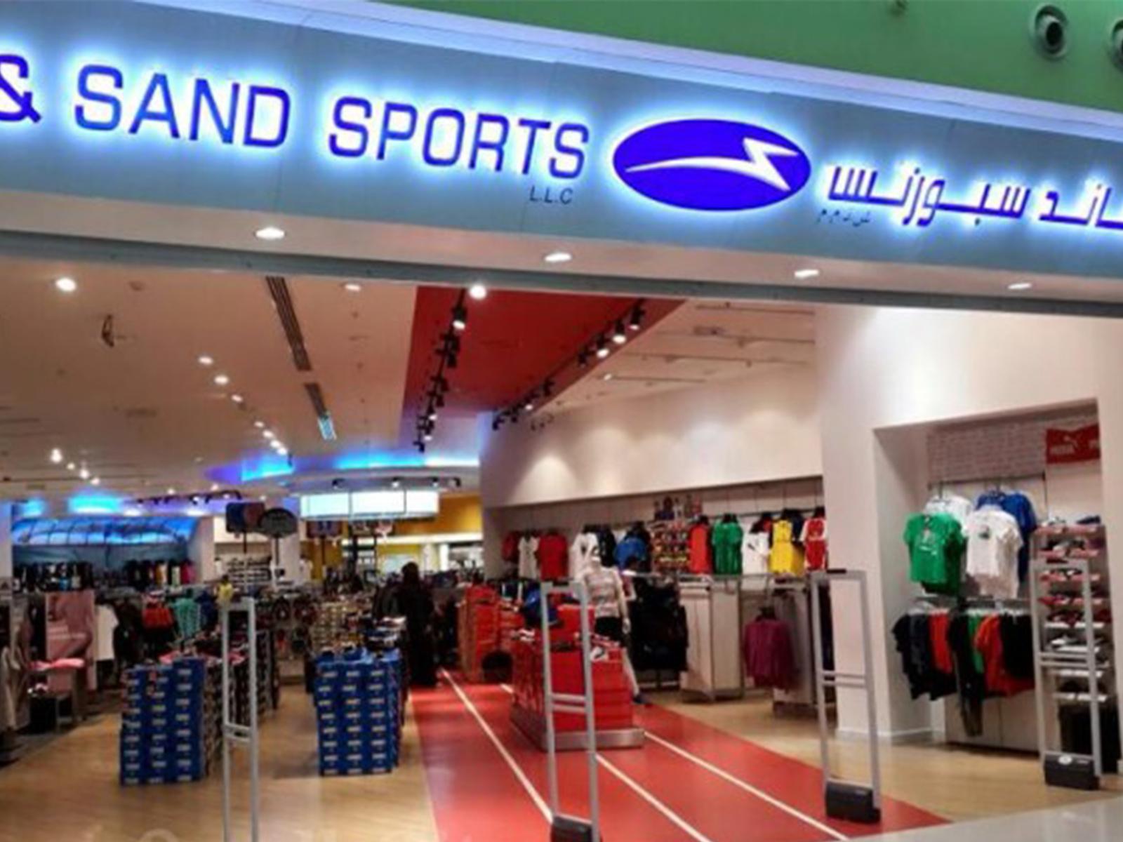 f478bff17 أكبر سلسلة متاجر للرياضة في الشرق الأوسط، حيث تضم أفضل الماركات والعلامات  التجارية المتخصصة بالرياضة واللياقة البدنية وأسلوب الحياة اليومية، أشهر  العلامات ...