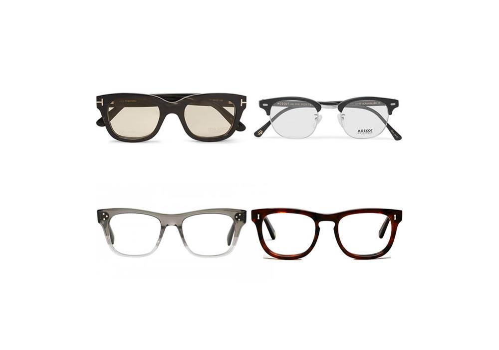 2102e4162 أفضل ماركات وأشكال النظارات الطبية وفقاً لشكل وجهك (صور)   مجلة الرجل