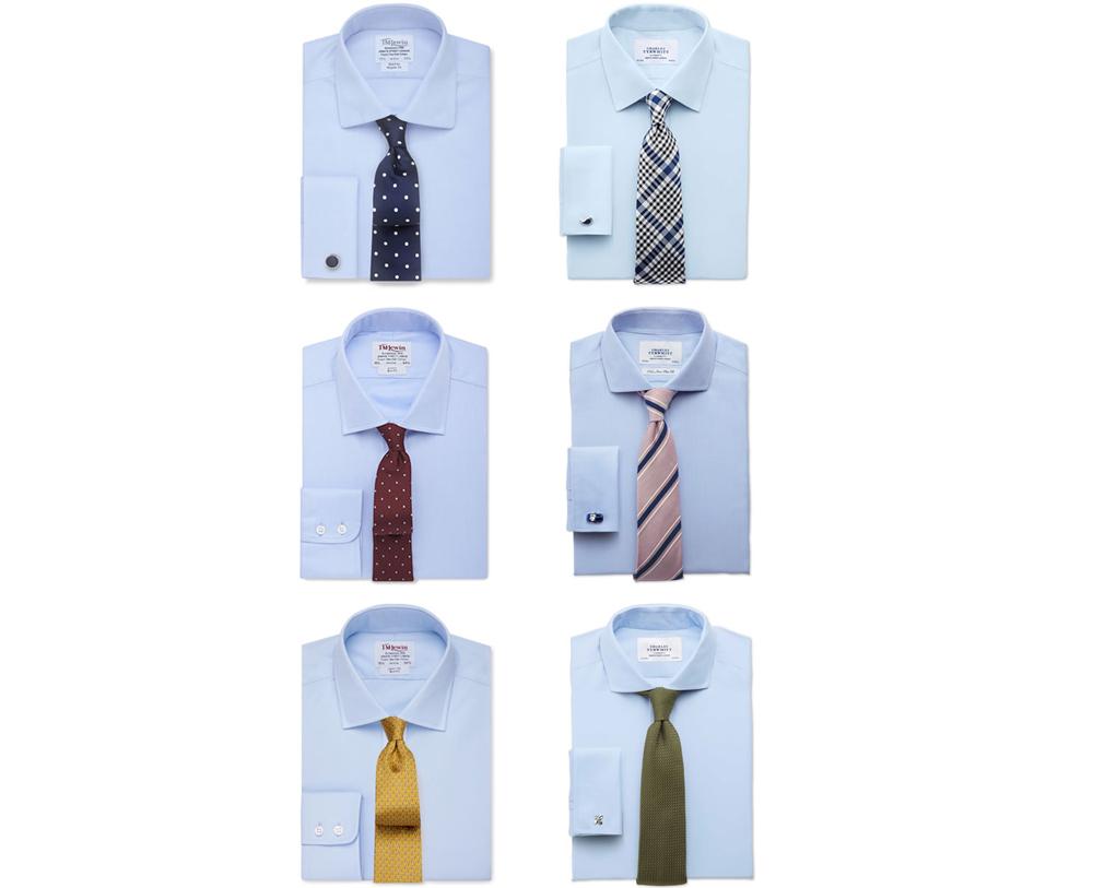 f071211777881 للرجل الأنيق.. دليلك الشامل لتنسيق القميص وربطة العنق