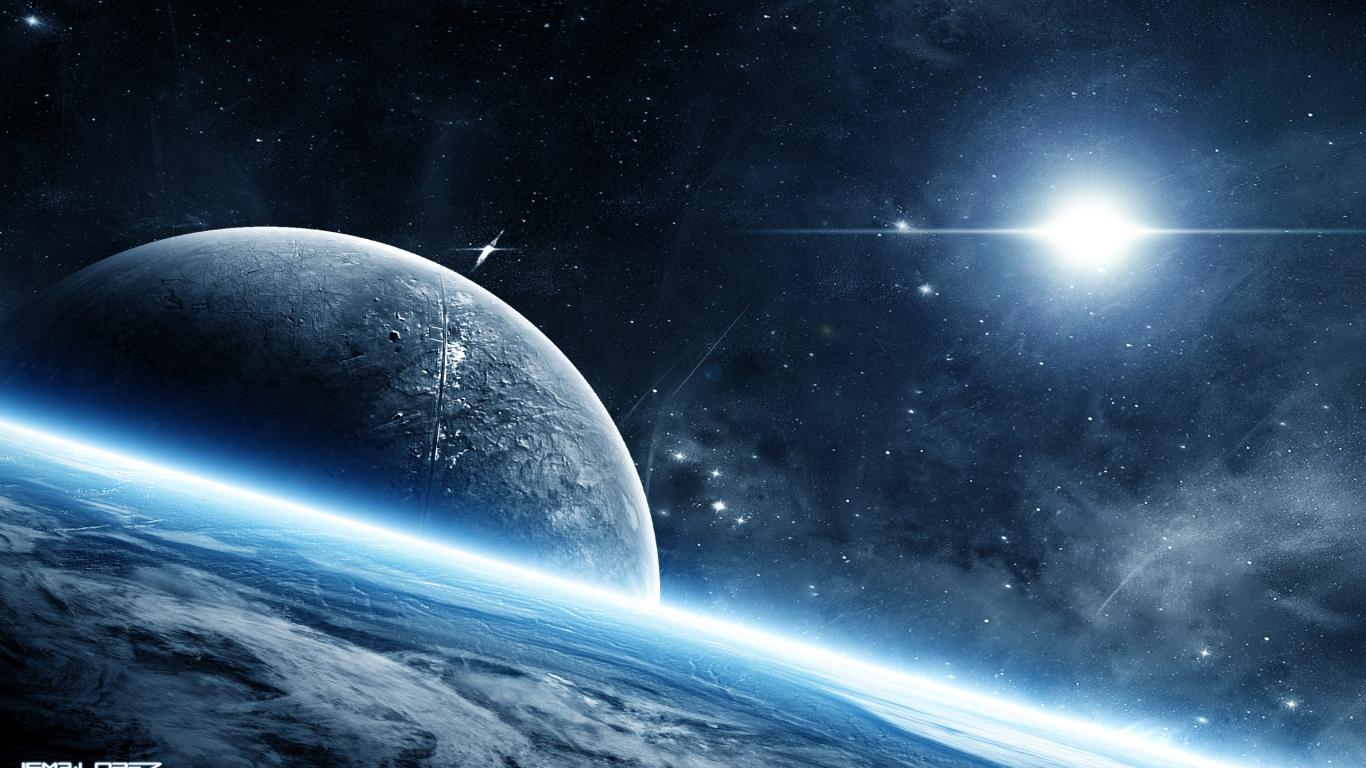 10 New Real Space Wallpapers 1920x1080 Full Hd 1080p For: فيديو كائنات فضائية تستولي على محطة الفضاء الدولية