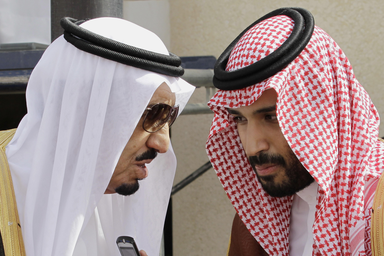 الأمير محمد بن سلمان يتحدث عن علاقته بوالديه وأشقاءه