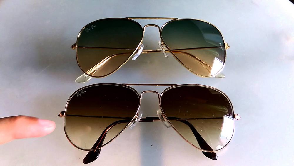 d722d8ac0cbce النظارات الشمسية. أسهل طريقة لعدم شراء نظارات مقلدة هي بشرائها من المتاجر  المعتمدة. في كل دولة هناك متاجر تملك الحق الحصري لبيع هذا المنتج او ذاك  وعليه ...