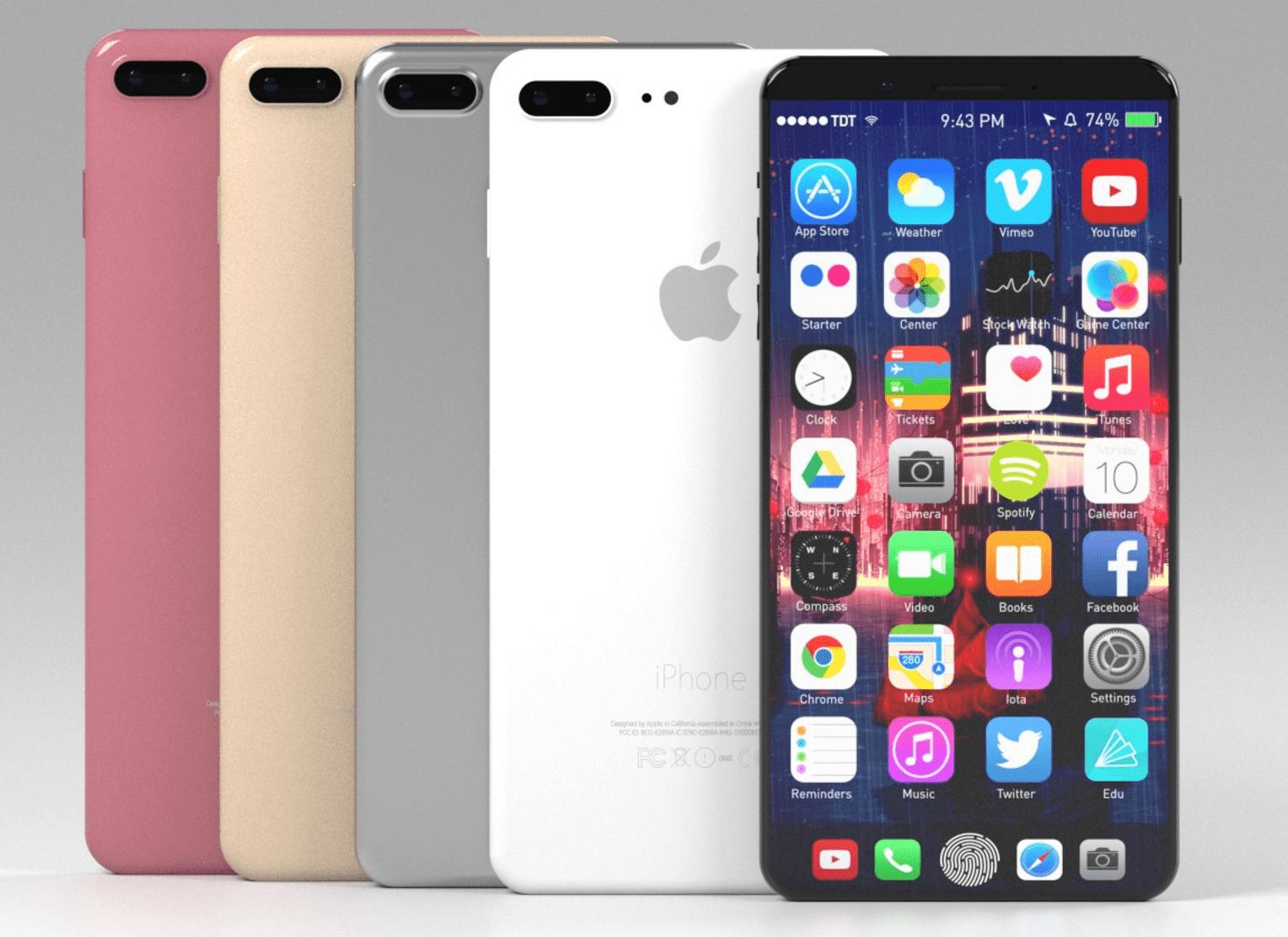De nieuwe iphone 9