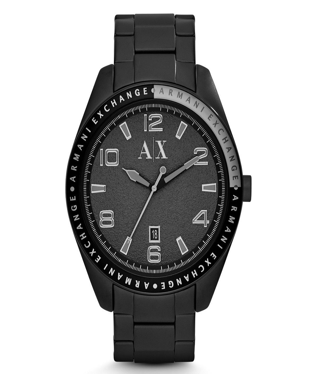 8a69758c1 أفضل ساعات يد للرجال ماركة أرماني إكسشينج 2018 - ARMANI EXCHANGE   مجلة  الرجل