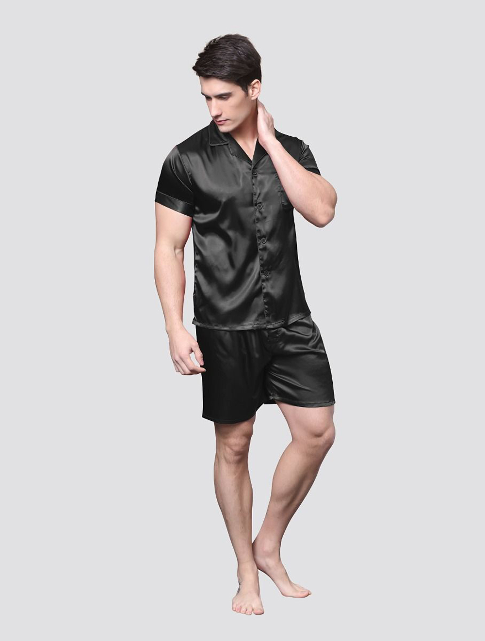 0d54cbd76 أحدث صيحات ملابس النوم الرجالي لهذا العام – ِArab Luxury Life
