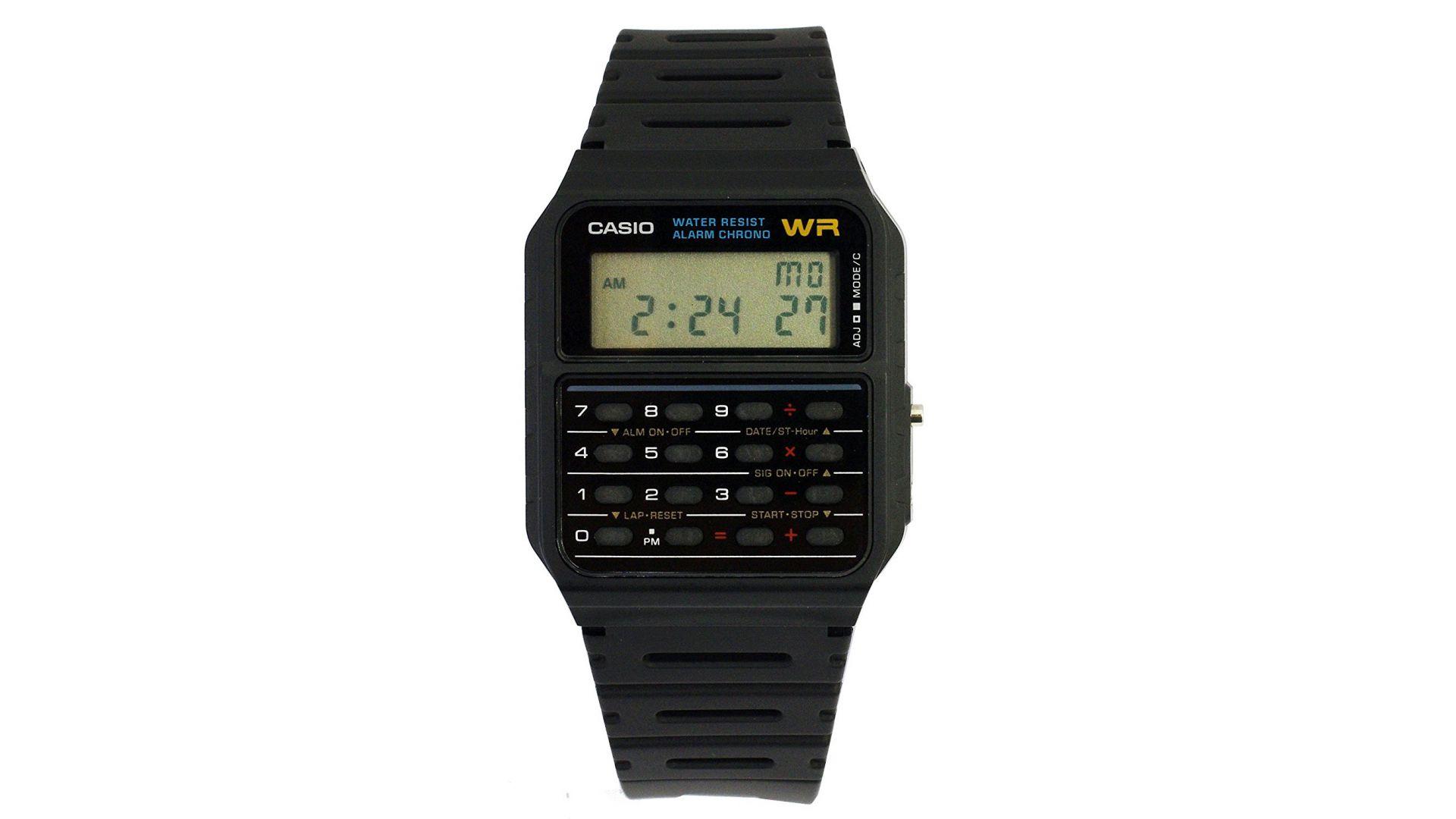 6db5ac692 ساعات كاسيو الرقمية 2018 تجسد مجد قياس الزمن | مجلة الرجل