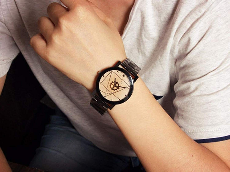 413fea891 السر وراء ارتداء الساعة في اليد اليسرى   مجلة الرجل