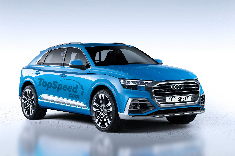 سعر ومواصفات سيارة Audi Q8 الجديدة مجلة الرجل