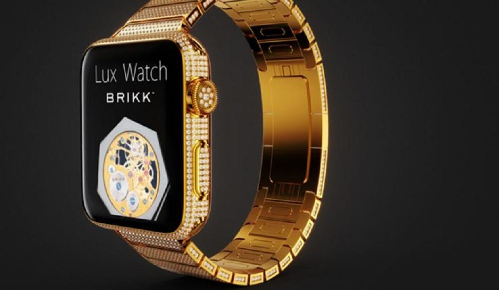 f8145542b للأثرياء فقط.. ساعة أبل سيريس 4 الذهبية الجديدة (صور) | مجلة الرجل