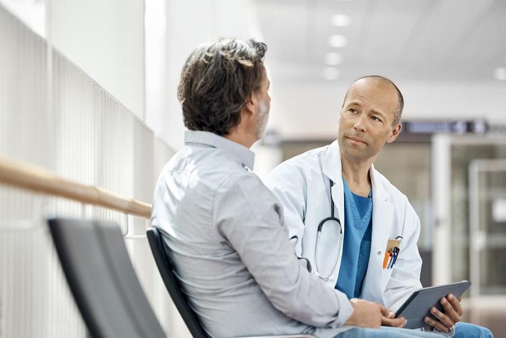 اختبار خصوبة الرجل والاختبار الجسدي