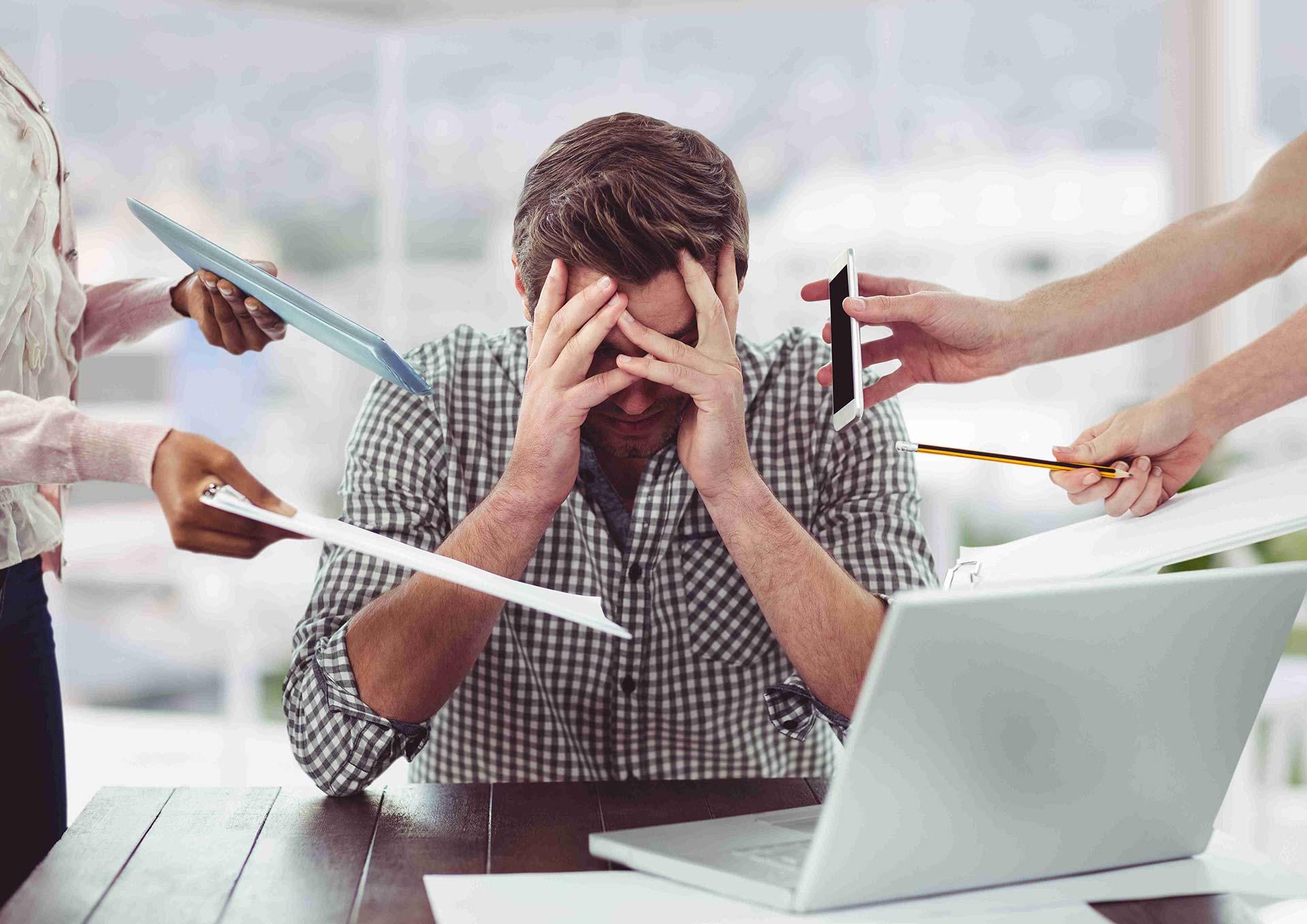 نتيجة بحث الصور عن الإجهاد في العمل