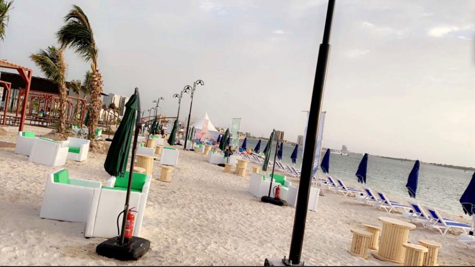شاطئ الاسكندرية في جدة