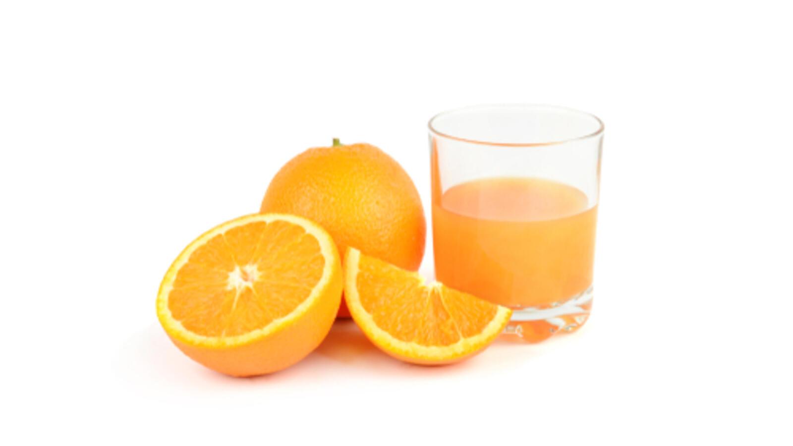 السعرات الحرارية في عصير