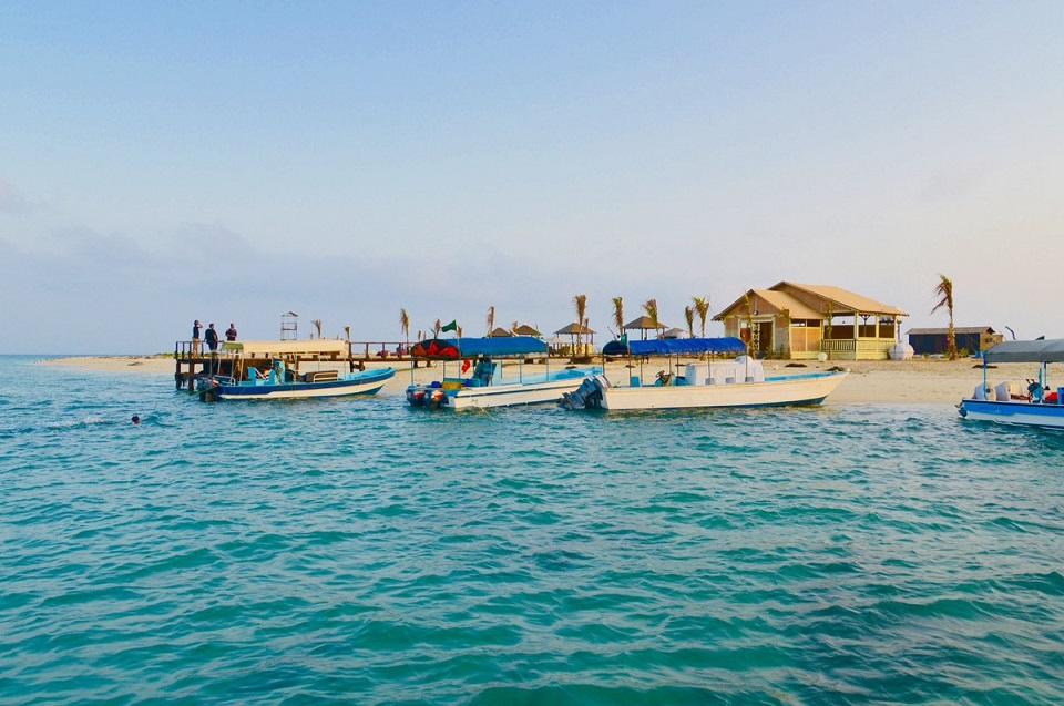 جزيرة أحبار سناب جازان Youtube