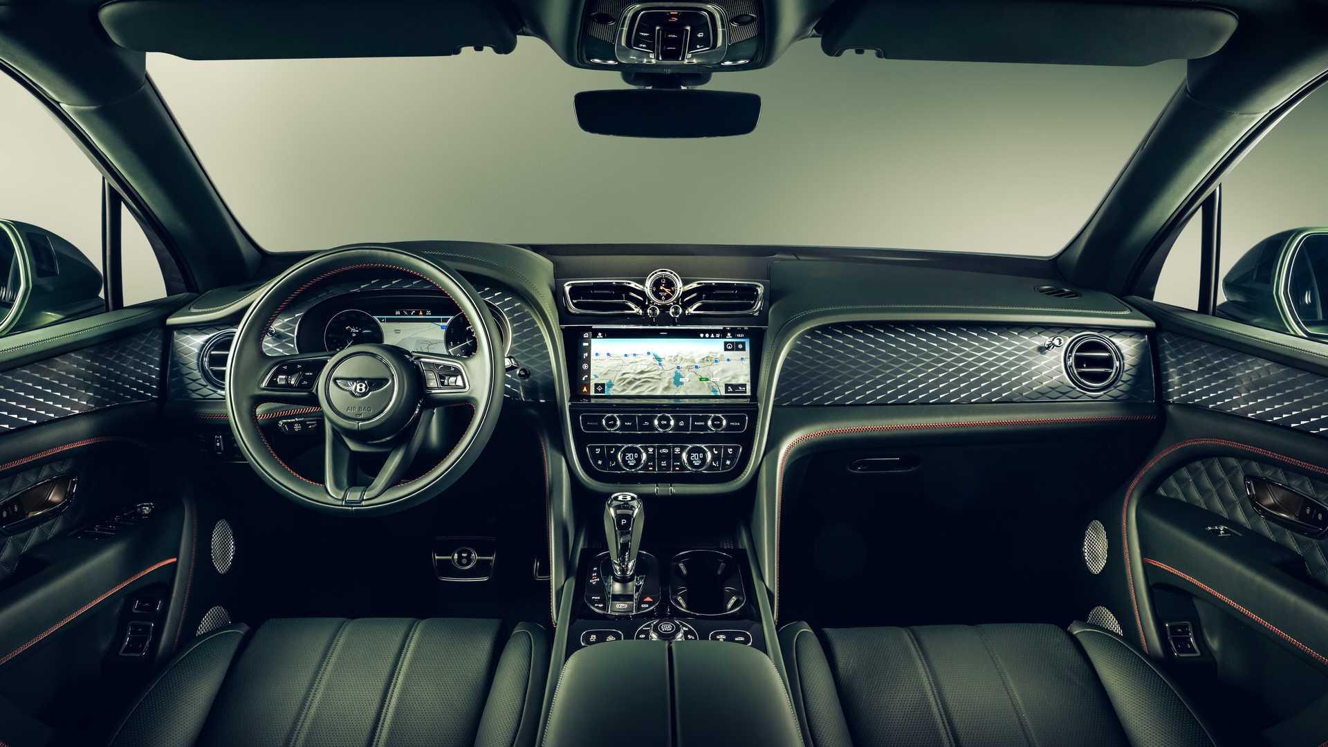 سيارة بنتلي Bentayga 2021 رفاهية استثنائية وتصميم جذاب مجلة الرجل