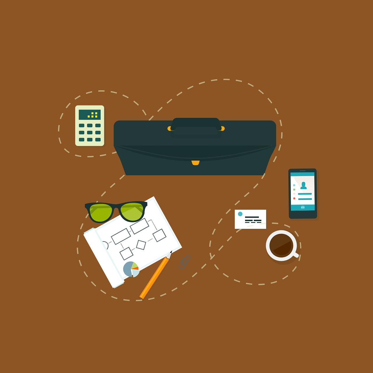 أدوات تنظيم العمل