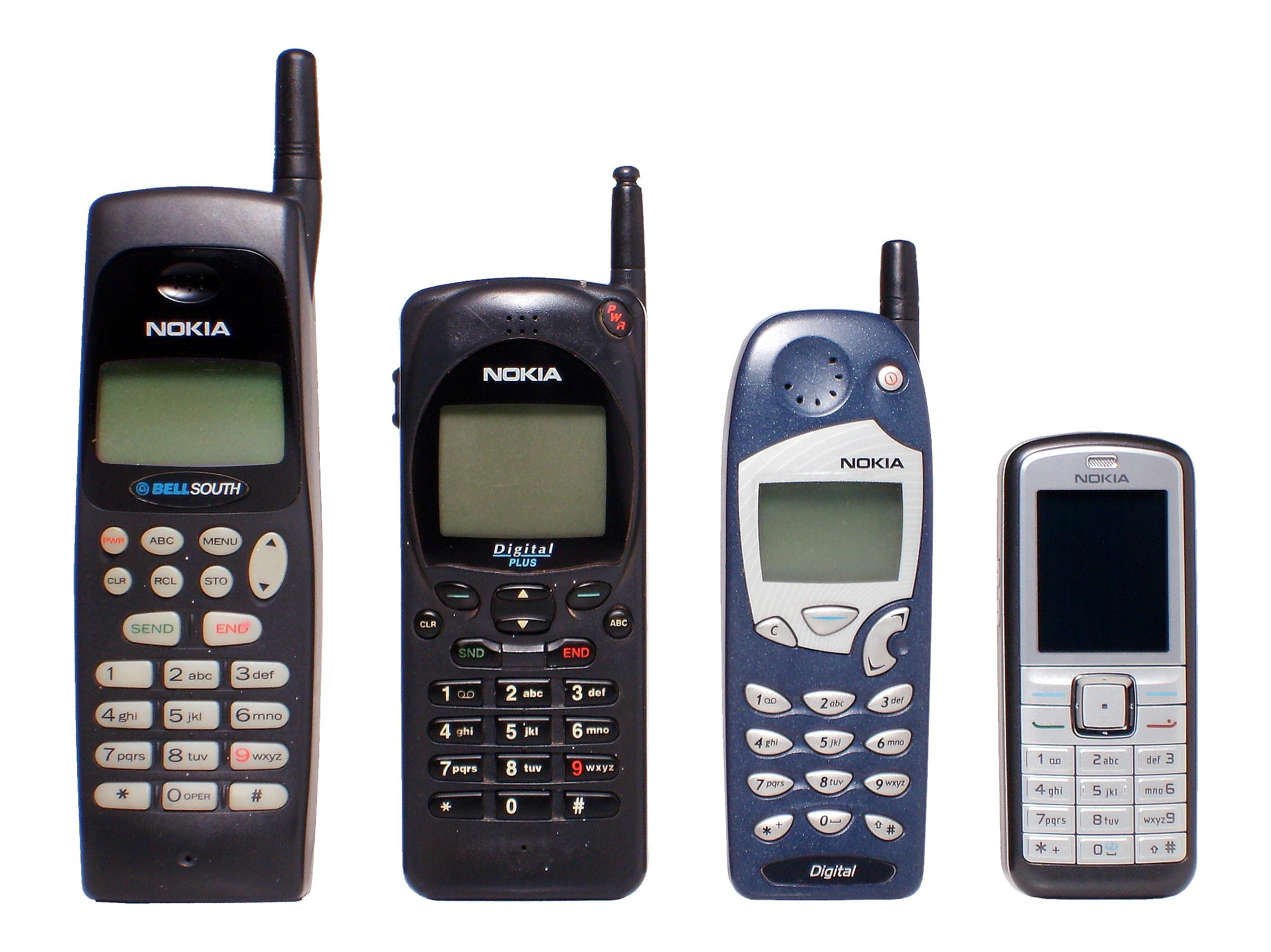 بالصور هكذا تطورت هواتف نوكيا خلال 30 عام مجلة الرجل