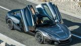 The Rimac C_Two – electric