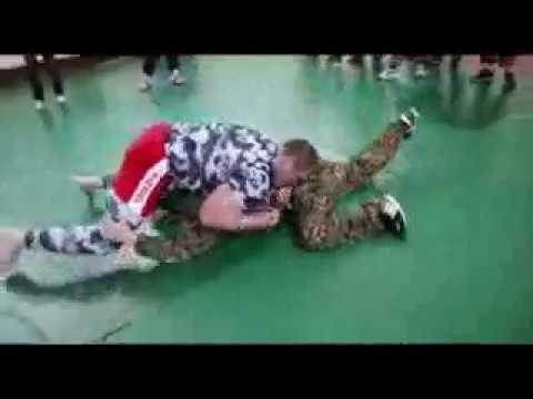 Special Forces vs MMA