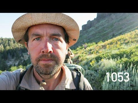 2600 MILES IN 4 MINUTES: Time-lapse of my Pacific Crest Trail hike (In the Journey by Martin Sexton)