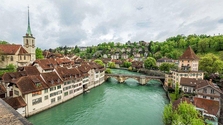 السياحة في سويسرا: برن