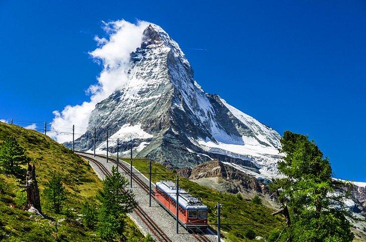 السياحة في سويسرا: ماترهورن