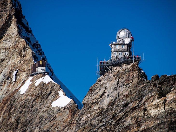 السياحة في سويسرا: يونغفراوجوتش